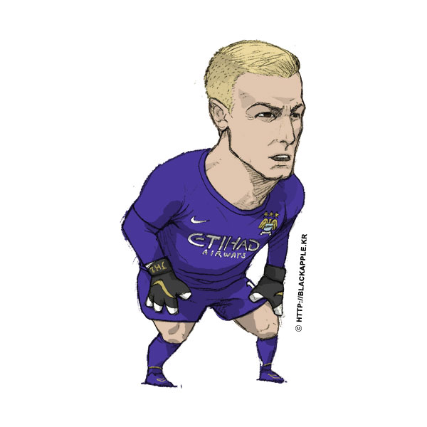 15/16Season Joe Hart