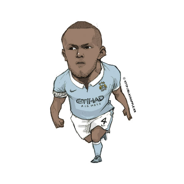15/16Season Vincent Kompany