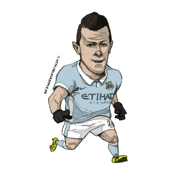 2015/16Season Martin Demichelis Fan Art