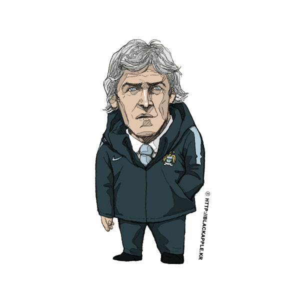 2015/16Season Manuel Pellegrini Fan Art