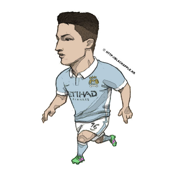 2015/16 Season Manu Garcia Fan Art