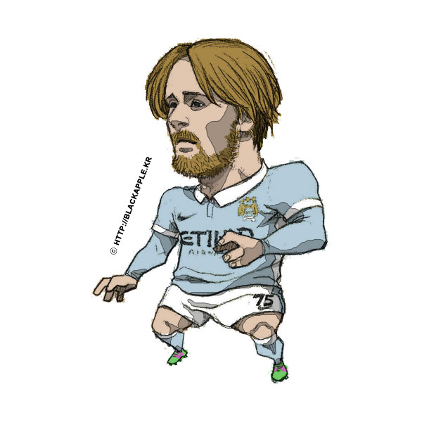 2015/16 Season Aleix Garcia Fan Art