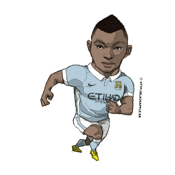 2015/16 Season Thierry Ambrose Fan Art