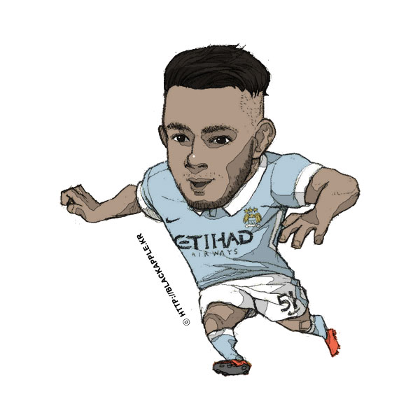 2015/16 Season David Faupala Fan Art