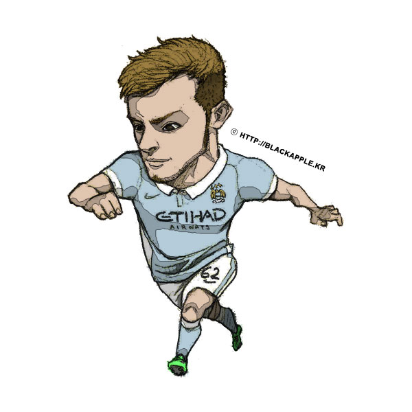 2015/16 Season Brandon Barker Fan Art